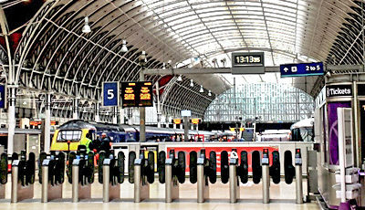 Tips on Traveling in the UK by Train